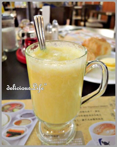 熱鮮磨粟米汁38