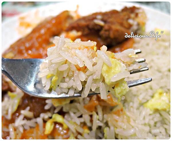 茄汁豬扒飯炒底3