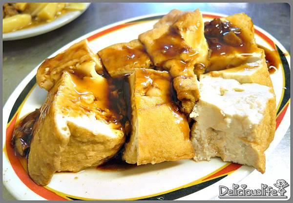 滷油豆腐20