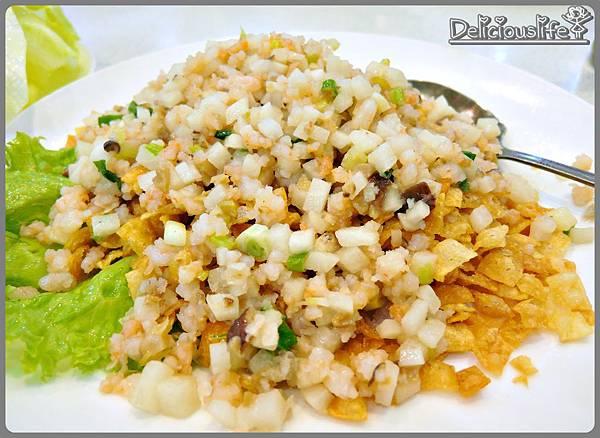 生菜蝦鬆1