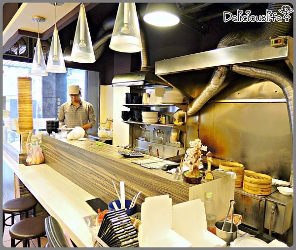 八廚烹飪區