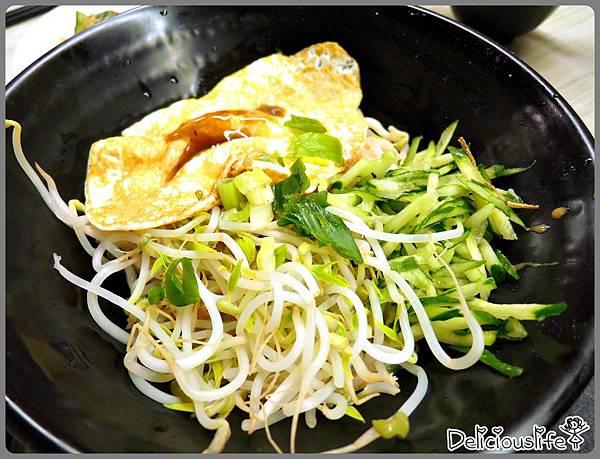 麻醬乾麵60