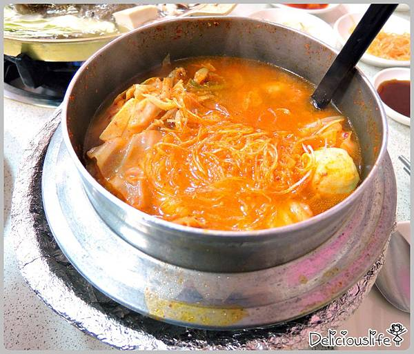 泡菜鍋130