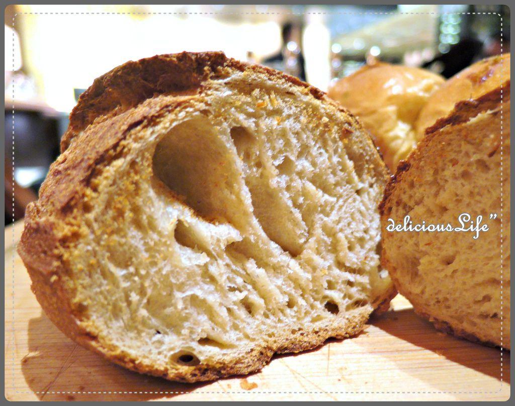 硬法國麵包