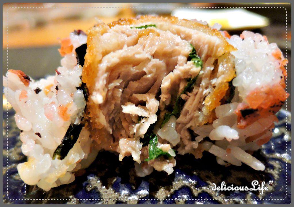 炸豬豚肉梅子卷2
