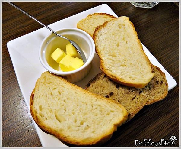升級套餐麵包