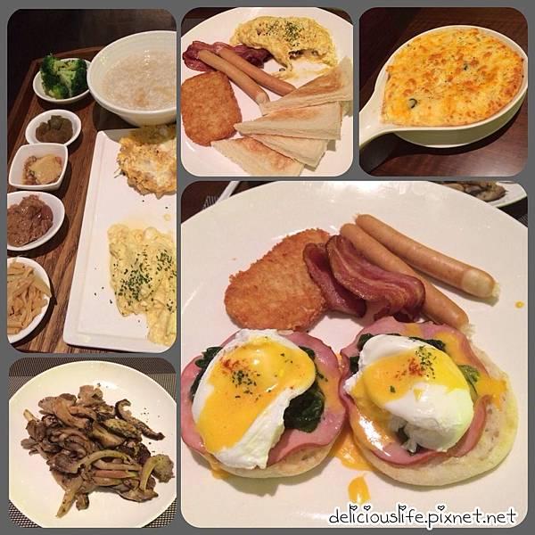 1F食譜自助百匯早餐