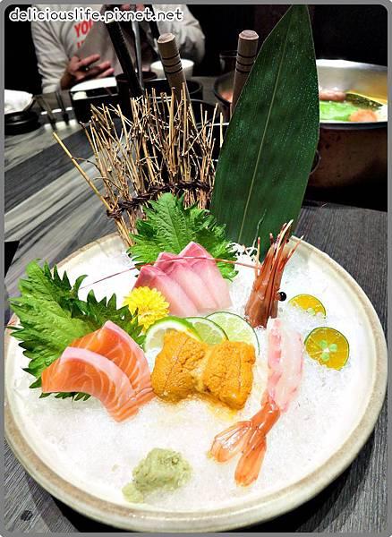 盛合生魚片720