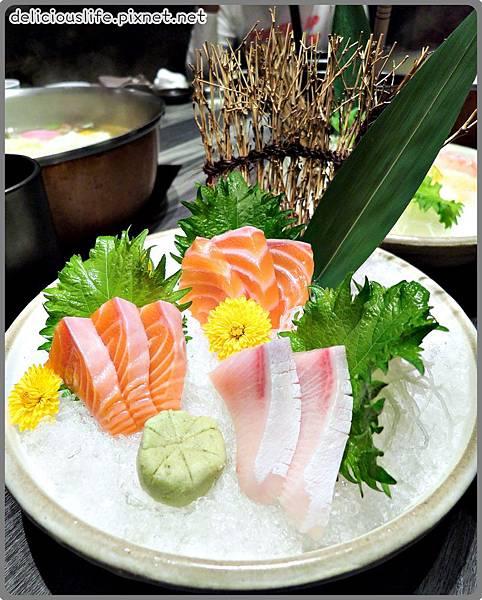 盛合生魚片2