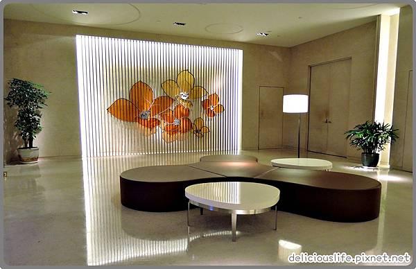 台中日月千禧酒店大廳3