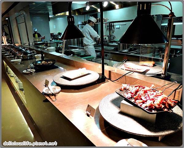 饗樂全日餐廳早餐buffet3