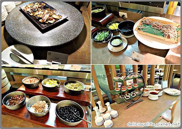 饗樂全日餐廳早餐buffet4