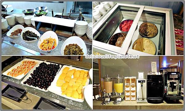 饗樂全日餐廳早餐buffet5