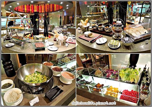 饗樂全日餐廳早餐buffet6