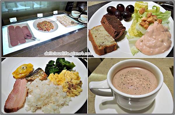 饗樂全日餐廳早餐buffet7