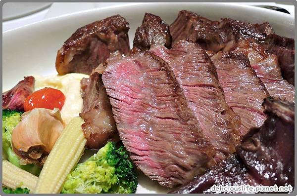 澳洲和牛戰斧牛排1kg_1