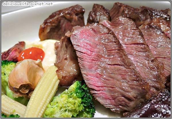 澳洲和牛戰斧牛排1kg_2