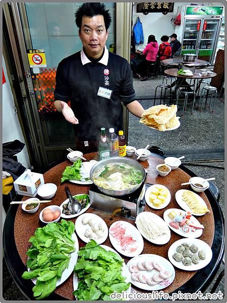 陳沙茶火鍋10