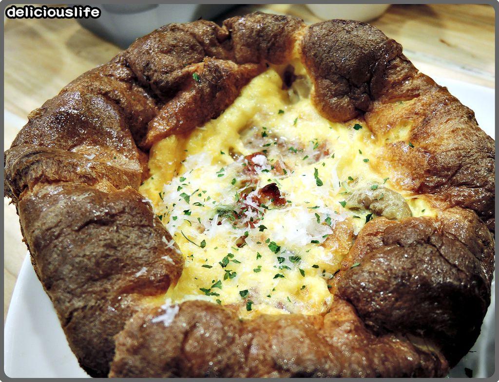 培根蘑菇烘蛋早午餐230-2