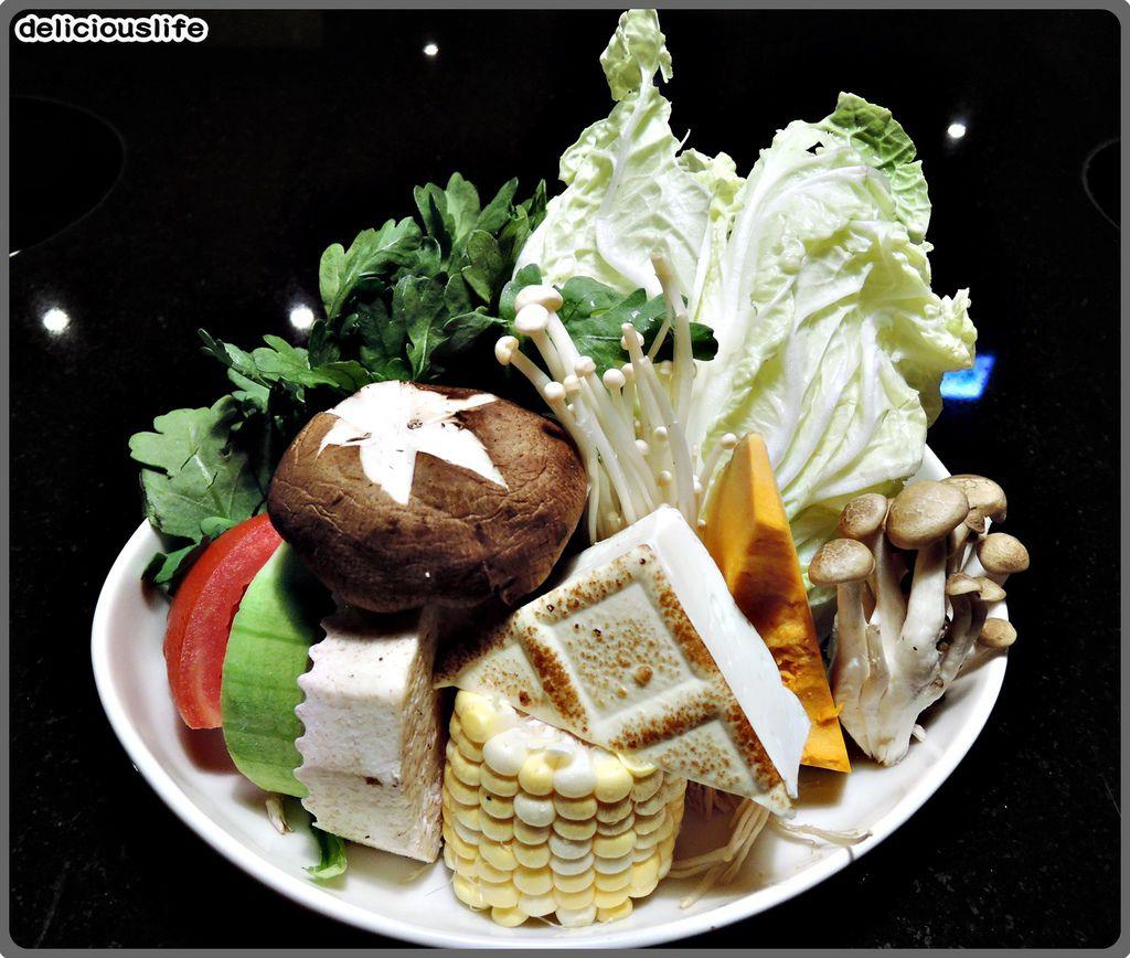 創意234鐵板鍋物-總匯蔬菜盤