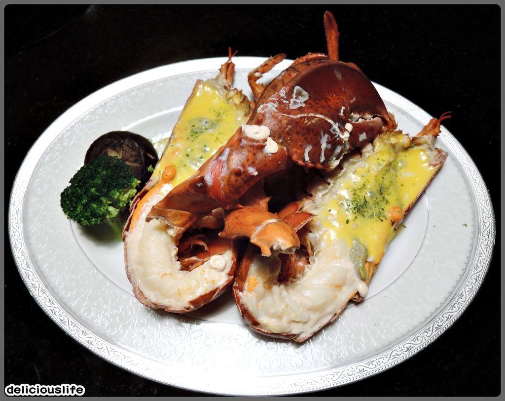 鐵板春曉套餐-波士頓龍蝦-1