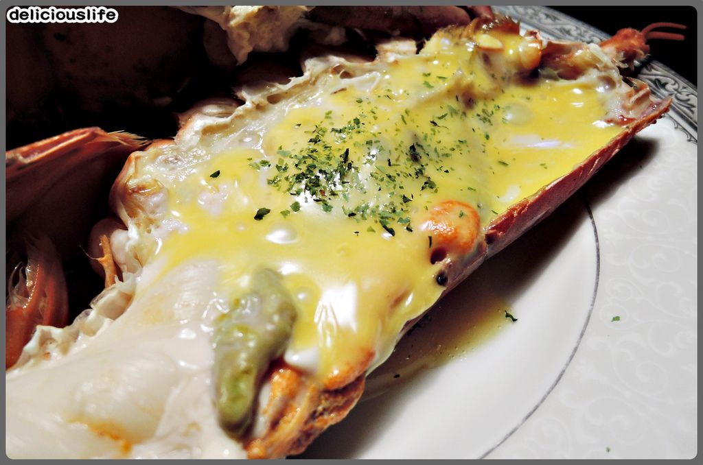 鐵板春曉套餐-波士頓龍蝦-2