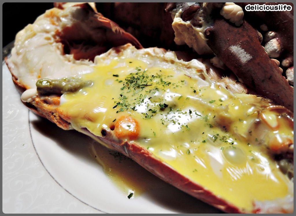 鐵板春曉套餐-波士頓龍蝦-3