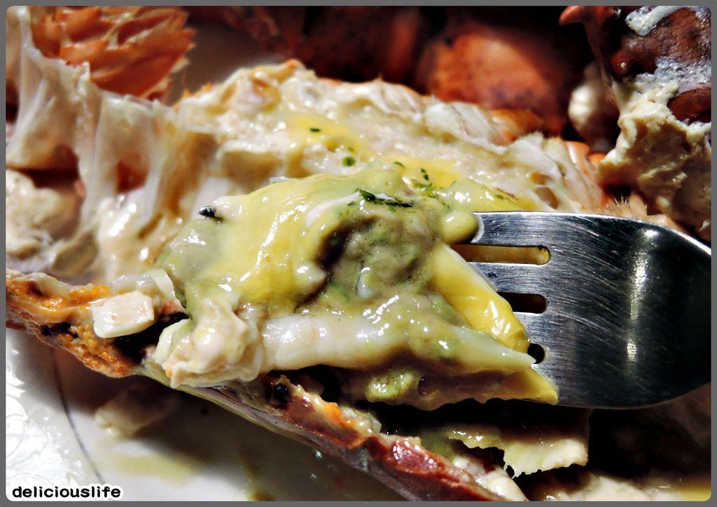 鐵板春曉套餐-波士頓龍蝦-5
