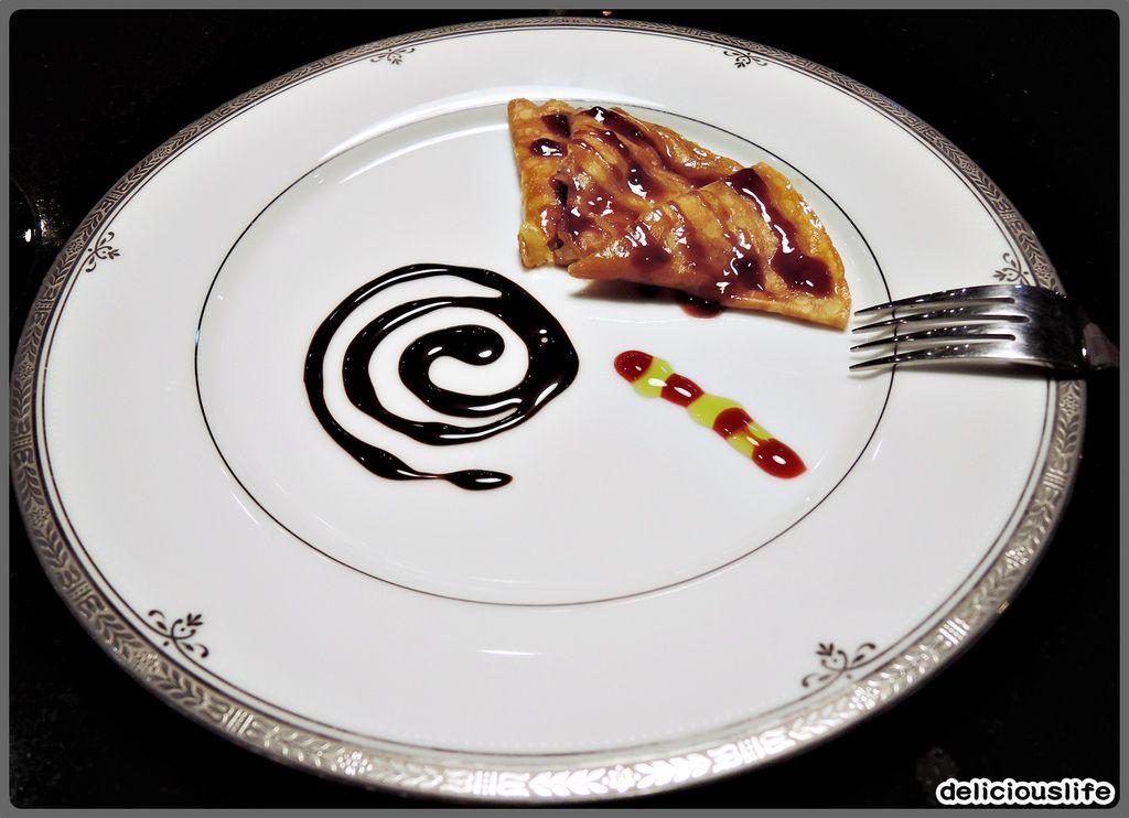 套餐甜點-蜂蜜肉桂派-1