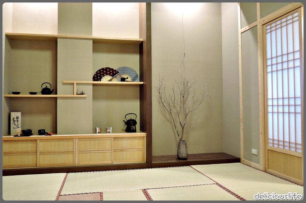 日式茶道包廂-1