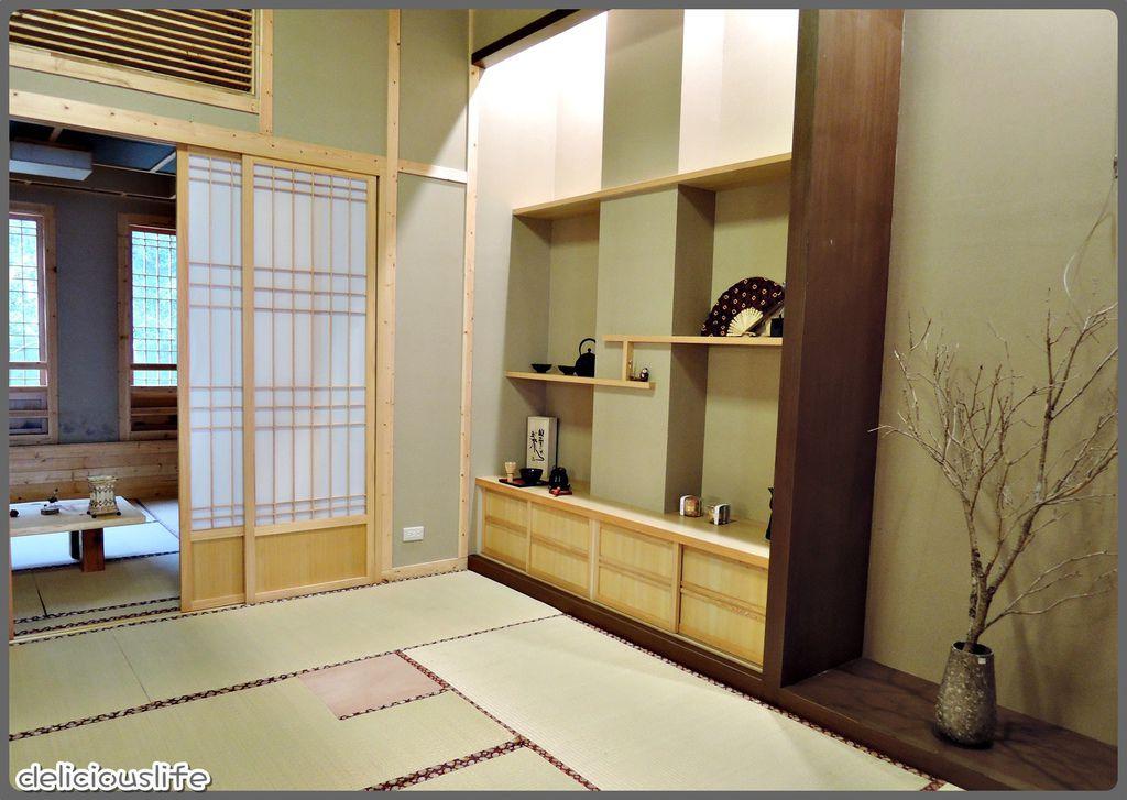 日式茶道包廂-2