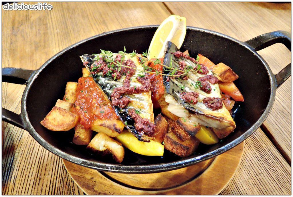 油烤鯖魚400-1