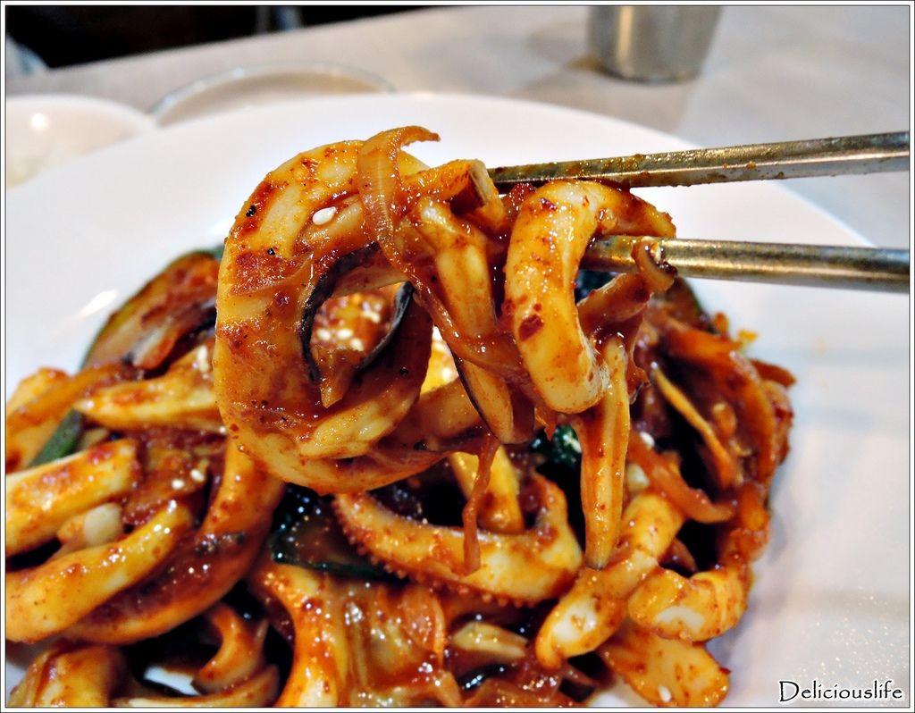 香辣炒魷魚220-2