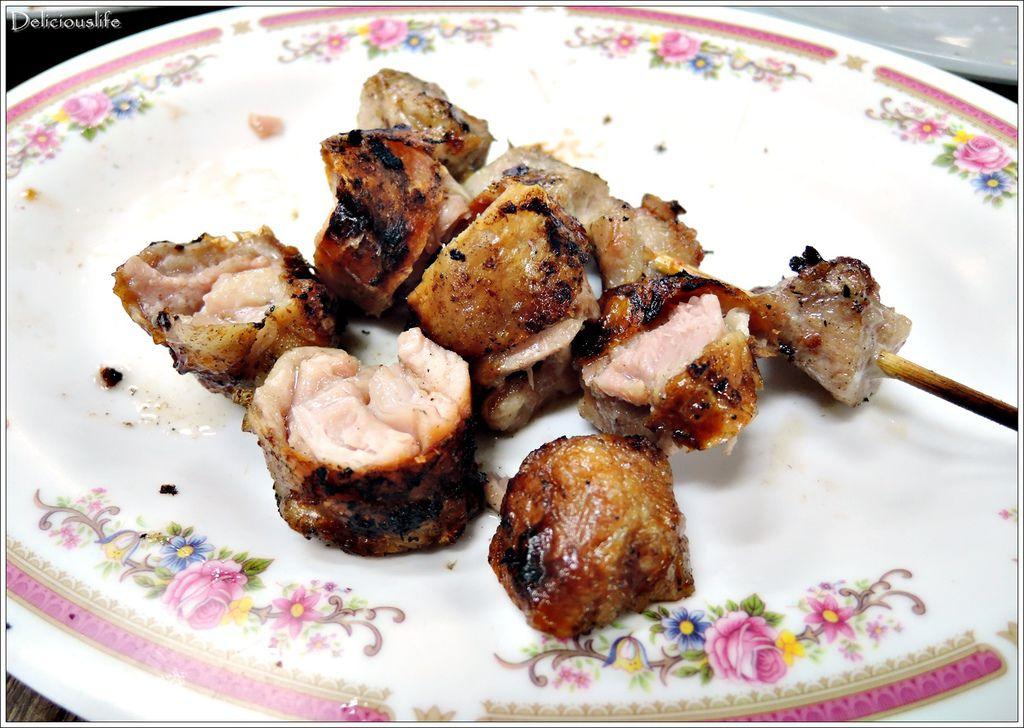 雞肉串&雞肉卷