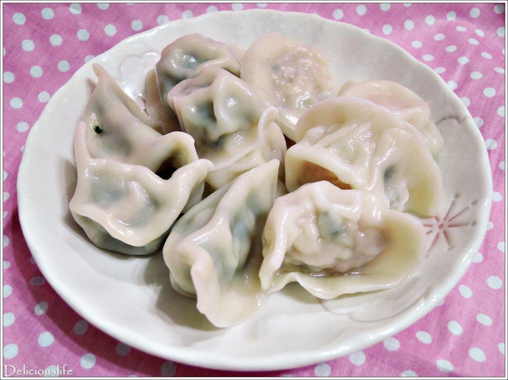 韭菜豬肉&高麗菜蝦仁-1