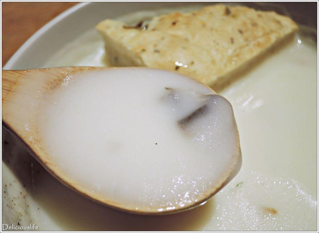 磨菇濃湯-2