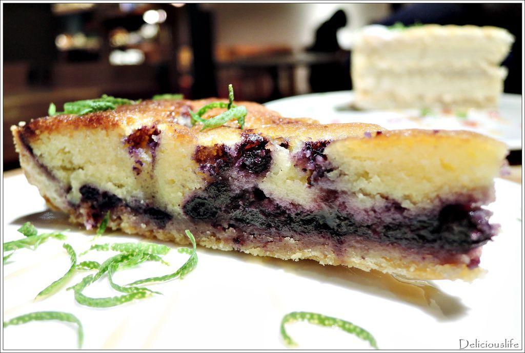 每日甜點藍莓派140-3