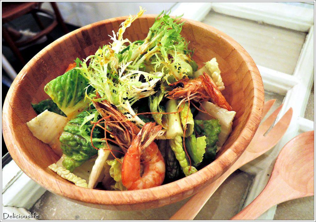 暖蝦沙拉220-1