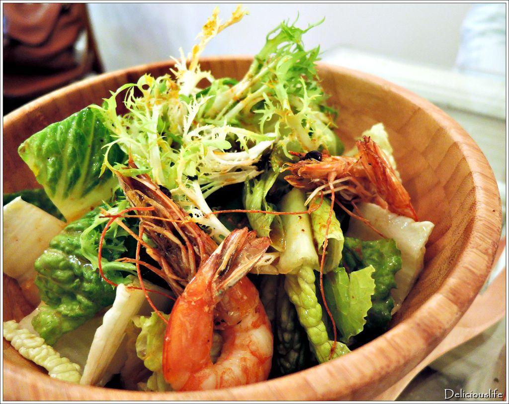 暖蝦沙拉220-2
