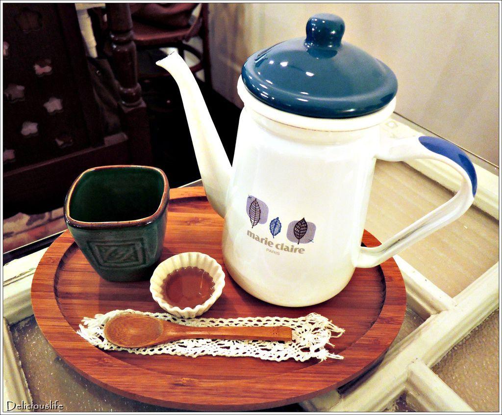 酸香果粒茶160