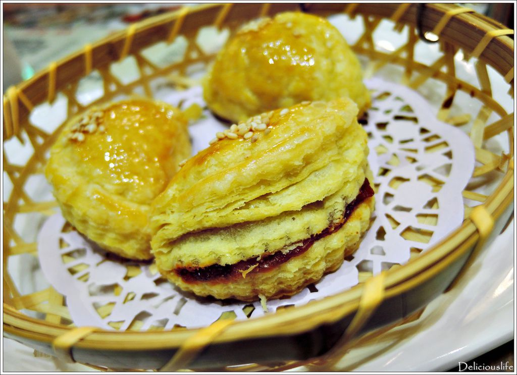 蜜汁叉燒酥80-2
