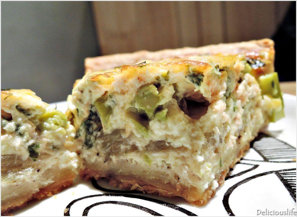 鮭魚蘆筍茴香鹹派150-4