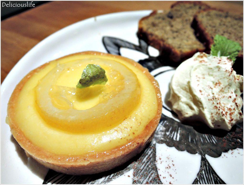 甜點每日檸檬塔140-1