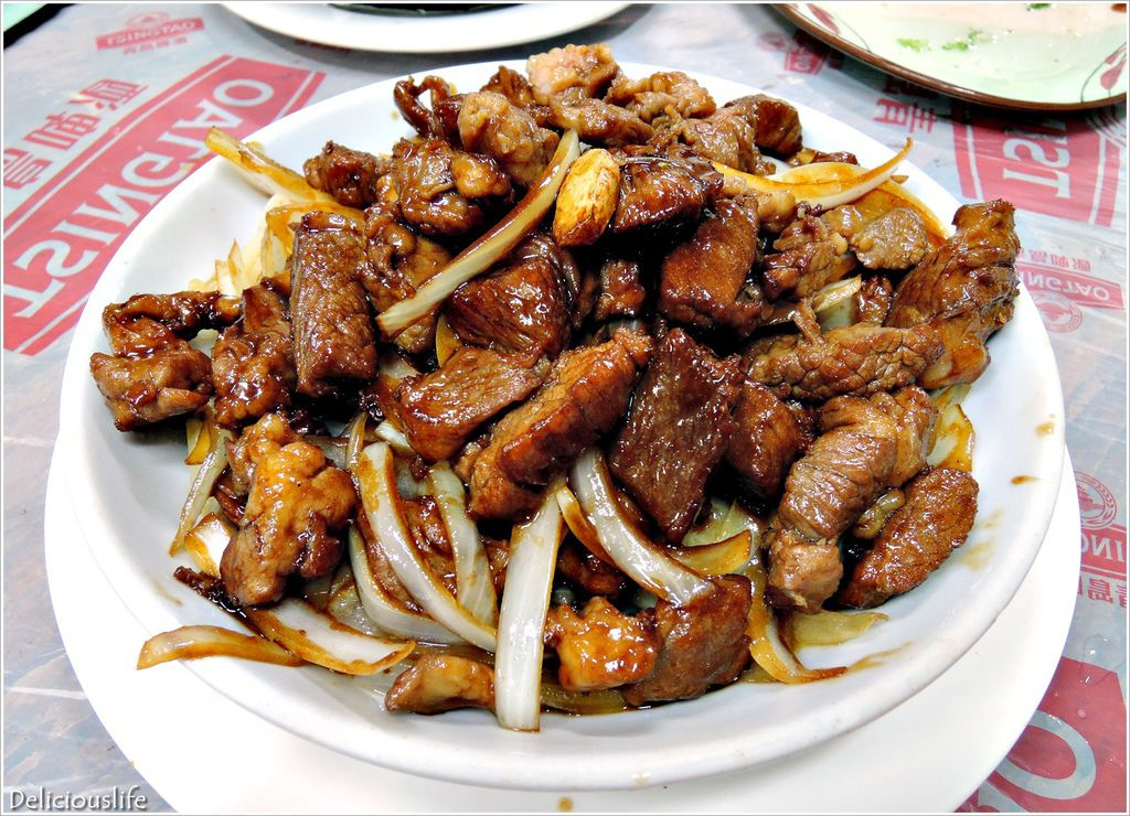 燒汁肥牛粒(大)78-1
