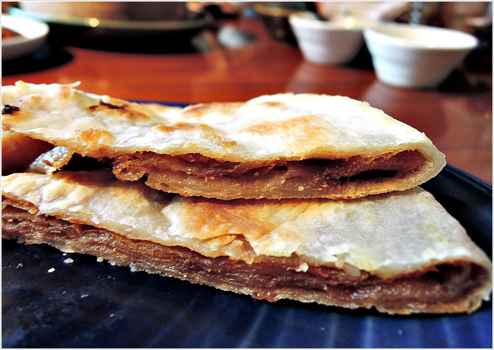 北京麻醬糖餅80-2