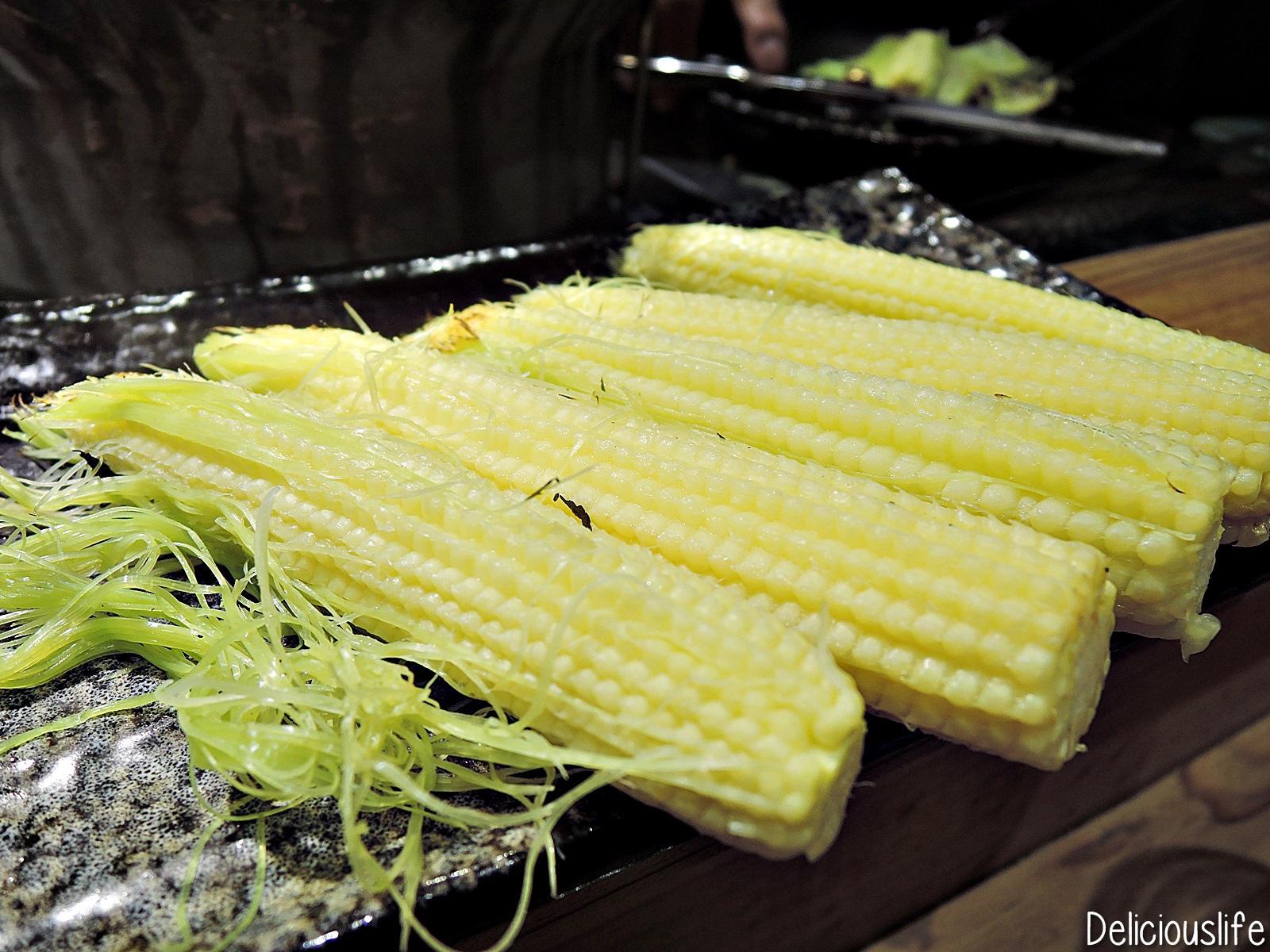 帶殼玉米筍120-3