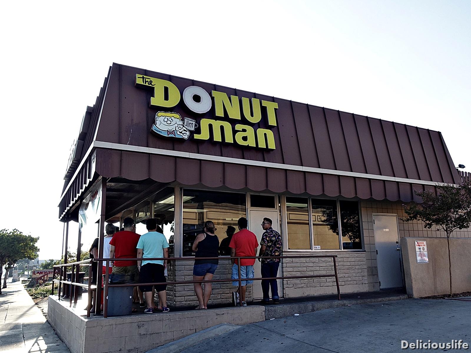 The Donut Man-1