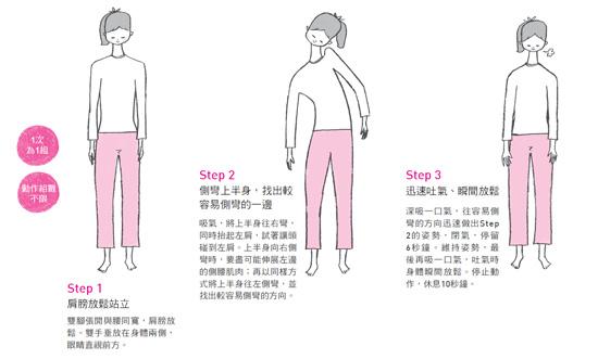 站立式整骨操2