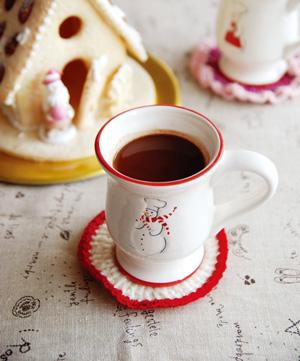 星期天的料理時光-熱巧克力