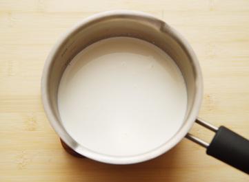 星期天的料理時光-熱巧克力作法2